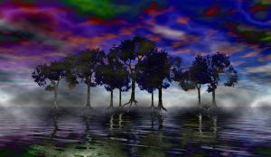 Trees 2 by FarFromTheBox