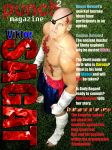 Punch2 magazine feat.:Sagat by kaxblastard
