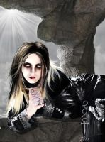 La cornisa by vampirekingdom