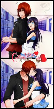 CasAndie - Amour sucre 2 by FlyingDragon04