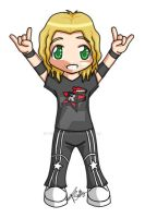 chibi - wwe- edge by percylove