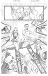 zombieland page 2 pencils by stevesafir