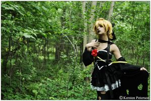 Vocaloid: Imitation Len by CosplayerWithCamera