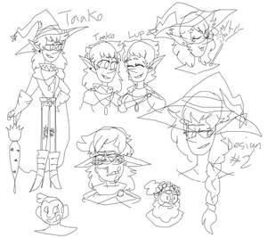 Taako by TheCatQueen10