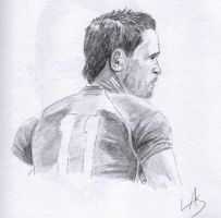 Shane Williams by LASlocombe