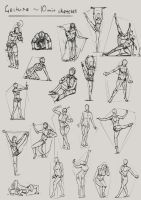 gesture_sketches_0002 by ksenolog