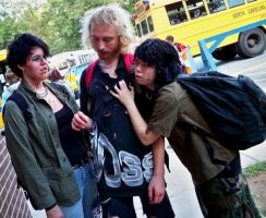 Zombie Hobos 2 by Divulged
