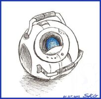 It's just Wheatley by SpaceJacket