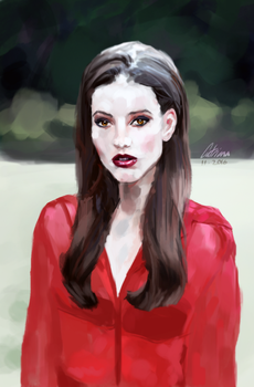 Red Study by nonlu
