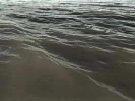 Ocean Shader Brown Dreamscape by user4574
