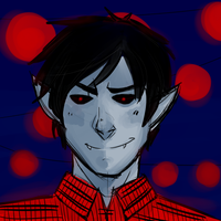 Marshall Lee by swisstea
