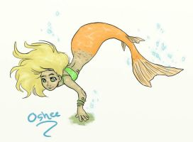 Oshee by silverwing66