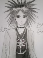 Bill Kaulitz For Birthday by seraiahdavinci
