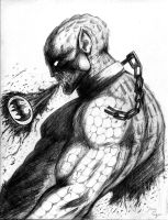 Killer Croc by DougSQ