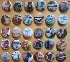 buttons buttons buttons by clockworkparadox