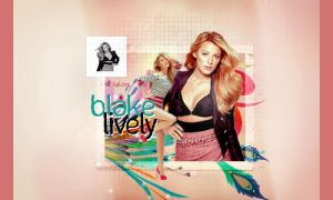 Blake Lively banner by lore246