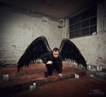 Metal band: Poetica, promotional work #13 by RuudPhotography