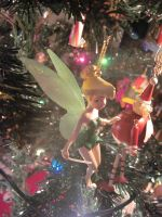My Christmas Ornaments: Tinker Bell by DreamsCanComeTrue67