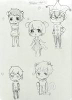 Keychain Adopts [closed] by MartiniCup