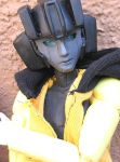 Sunstreaker doll by batchix