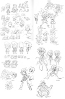 DoodleDump: May 5th, 2014 by The-Knick