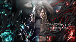 Resident Evil Tag by gustavo11s