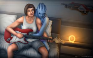 Mass Effect - 'Adagio' by Mecha-Potato-Alex