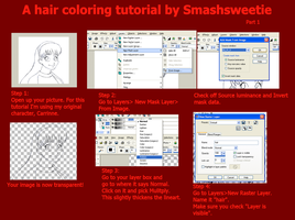 Hair Tutorial 1 by smashsweetie