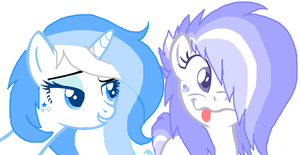 Melody and her sister soft song by Ponyness1