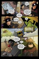 Hero at Large:2 page two by JeremyTreece