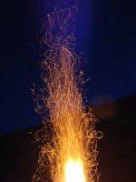 On fire... by Andradutza