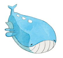 Wailord And Quagsire
