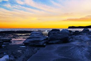 Colour of Sunset by kaitlynslocombe