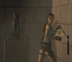 Hurry, Lara by tombraider4ever