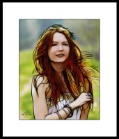 Ginger by photoman356