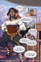 Lady Skylark and the Queen's Treasure - Page 160 by Jackie-M-Illustrator