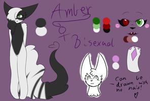 Amber 2016 - 2017 new reference by NebuIilac