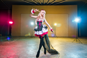 Macross Frontier: Star of the Show by jrjs