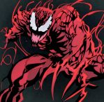 Here comes the carnage by tarantinoss