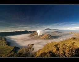 bromo-3 by kLvinphotography