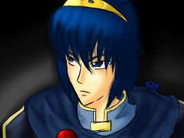 Marth by SweetSnake3