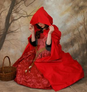 Red riding hood exclusive 2 by magikstock