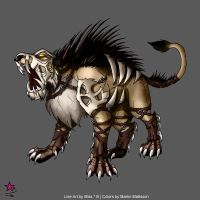Gevaudans Beast by Miss--B