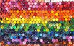 Used Crayons by CeriseReve