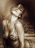 Rosie Huntington - Whiteley by SMlLE