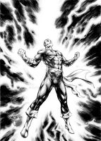 Black Adam Shazam by MatiasSoto