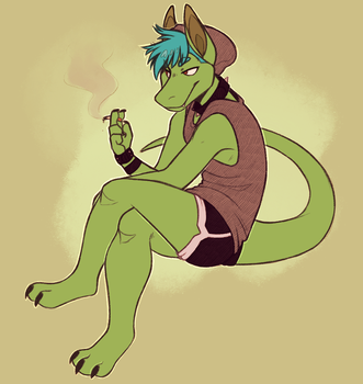 [Commission] irldragon by TODD-NET