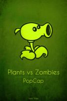 Plants vs Zombies by Isaac-Volpe