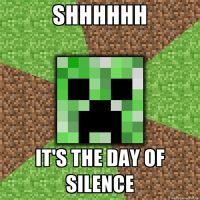shhh... its the day of silence by anj100
