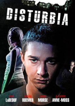Disturbia Poster by shinz0n